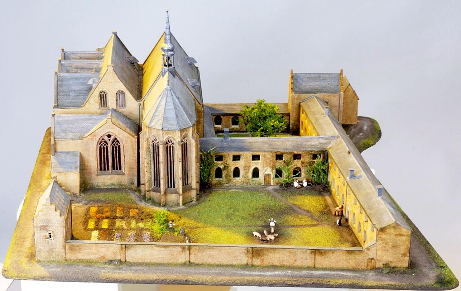 Maquette Kloosterkerk