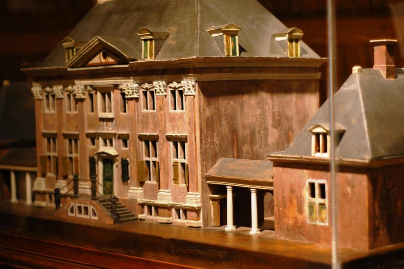 Maquette van Vredenburg